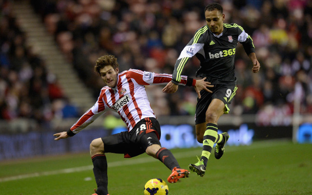 Sunderland 1-0 Stoke City: Premier League match report and highlights
