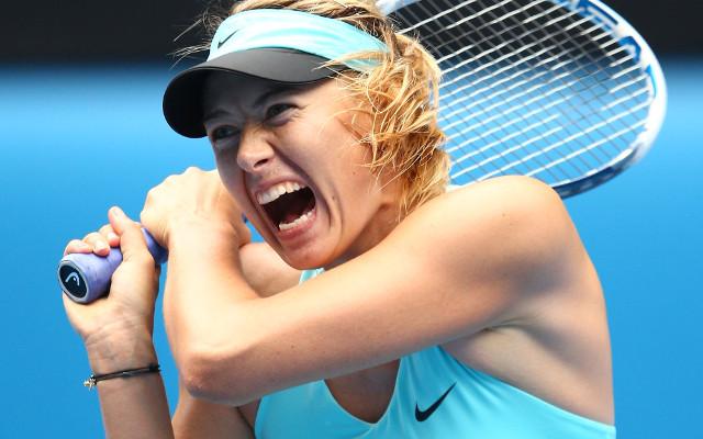 Australian Open 2015: Maria Sharapova survives massive second-round scare to see off little-known Alexandra Panova