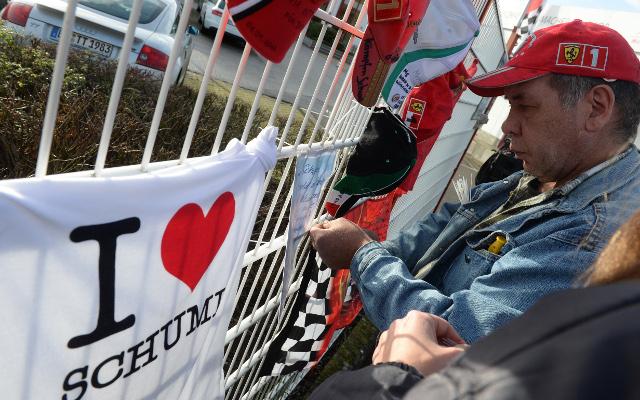Michael Schumacher latest news: Fellow skier filmed F1 star's accident
