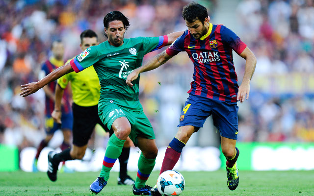 Private: Barcelona v Levante: Copa del Rey second leg match preview and live streaming