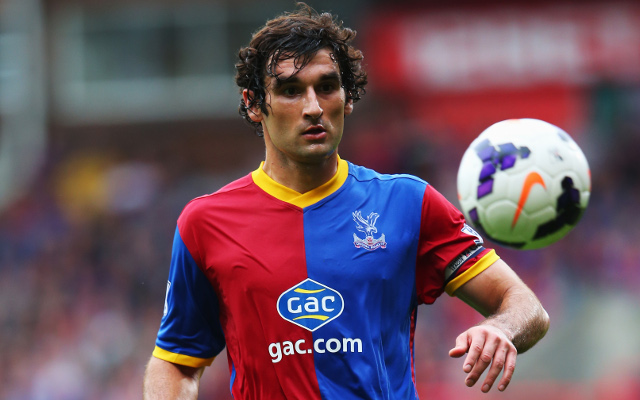 Mile Jedinak Crystal Palace