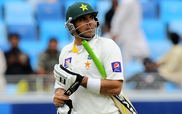 Pakistan cricket captain says Dubai pitches are not up to Test standard