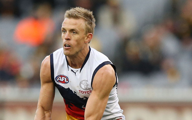 Nathan van Berlo out for at least 3 months due to Achilles tendon tear