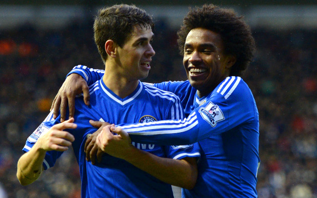 Chelsea star says club team-mates help him out when on international duty