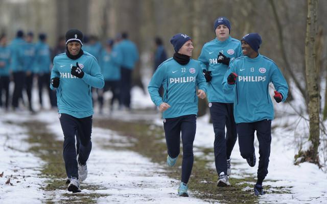 Top five winter training drills