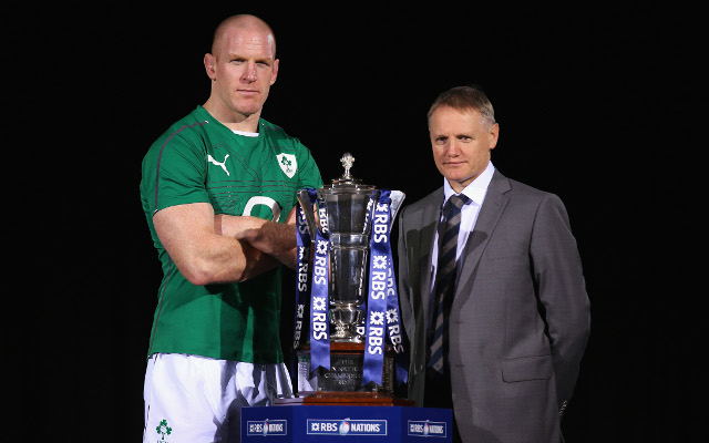 Ireland's Six Nations rugby win down to influence of coach Joe Schmidt
