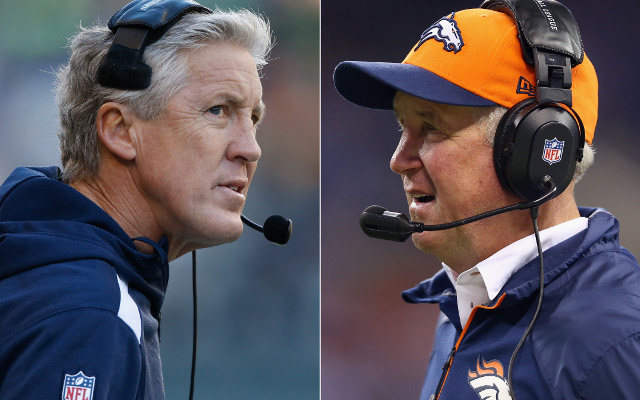 Super Bowl 2014 news: Pete Carroll and John Fox worried about frozen practice fields
