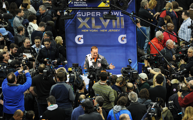 Super Bowl XLVIII: Peyton Manning responds to Richard Sherman criticism
