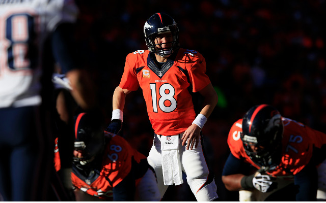 (Video) Peyton Manning raises $24,800 for 'Omaha' calls in AFC championship game