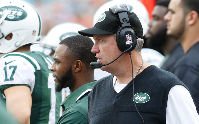 New York Jets sign coach Rex Ryan to a contract extension