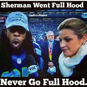 Richard Sherman meme