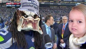 Richard Sherman meme