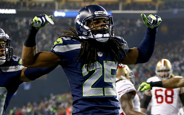 "Super Bowl XLVIII: Richard Sherman says winning Super Bowl ""numbed pain of injury"""