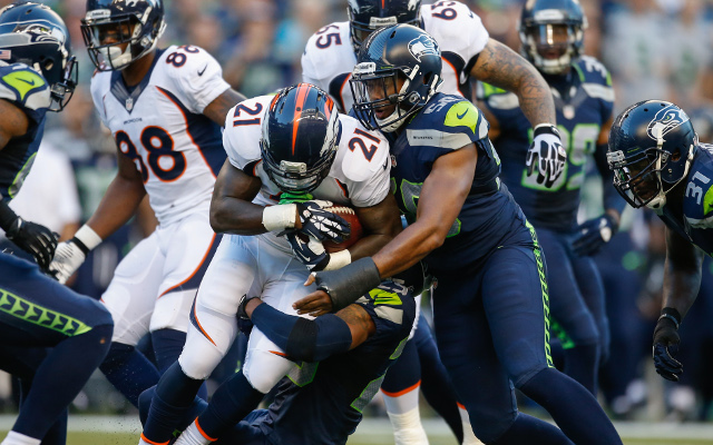 Denver Broncos to face the Seattle Seahawks in Super Bowl XLVII