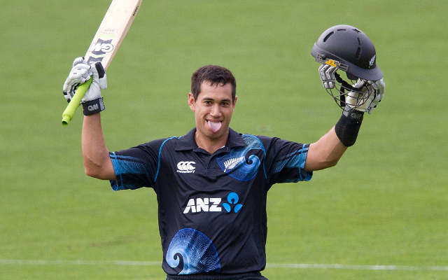 (Video) India v New Zealand cricket highlights: Ross Taylor blasts 102 in Wellington