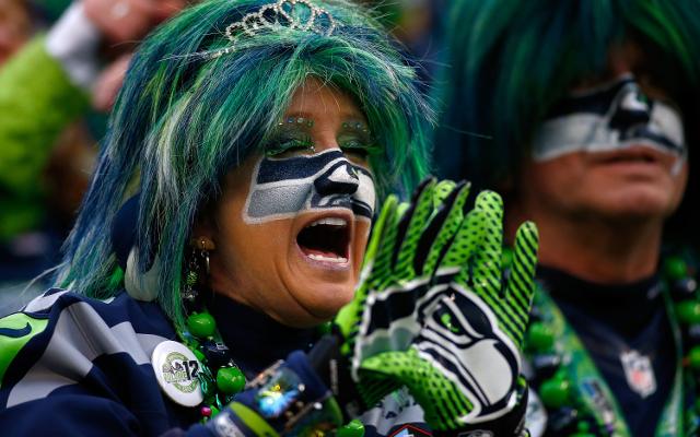 Seattle Seahawks fans create another earthquake on a Marshawn Lynch TD run