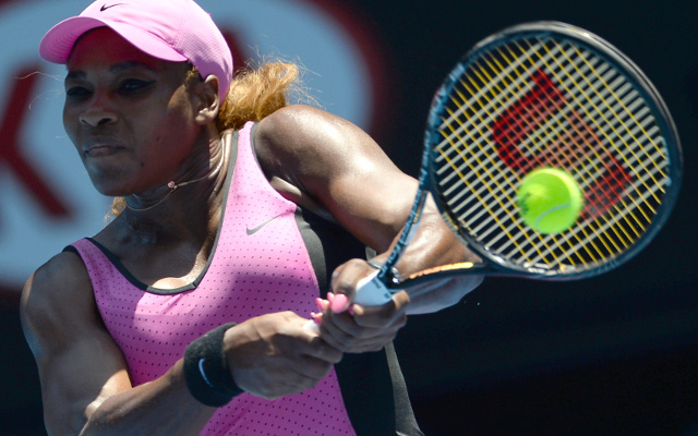 Australian Open Tennis news: Serena Williams into fourth round easily