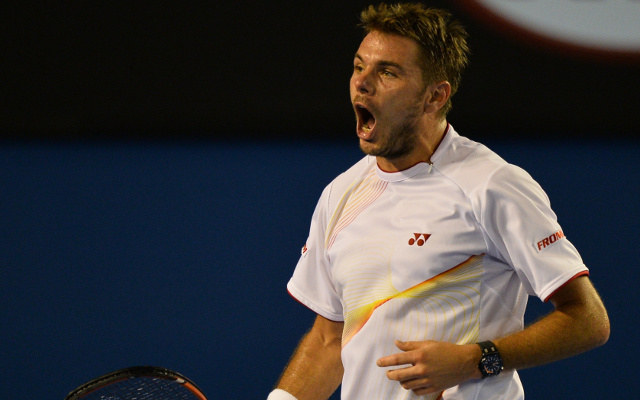 Australian Open 2015: Stan Wawrinka surges into semi-finals after big win over Kei Nishikori