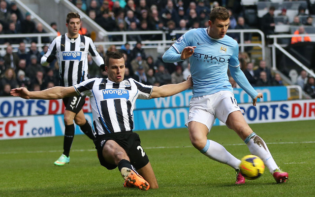 Newcastle United 0-2 Manchester City: Premier League match report and highlights