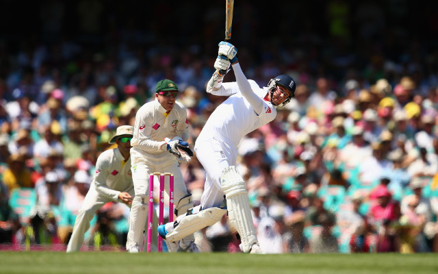 Ashes scorecard: England v Australia – 5th Test, afternoon session – day two
