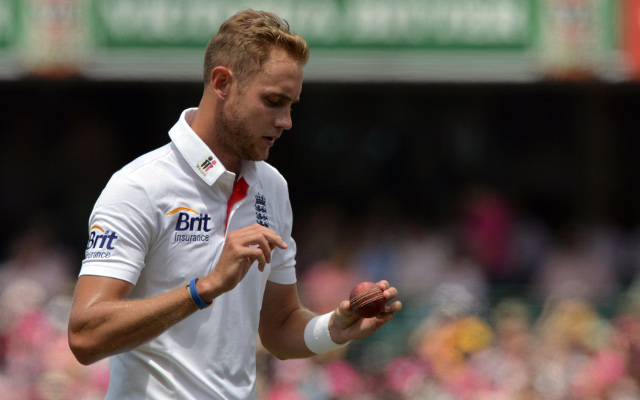 Stuart Broad to be rested for first two ODI's against Australia