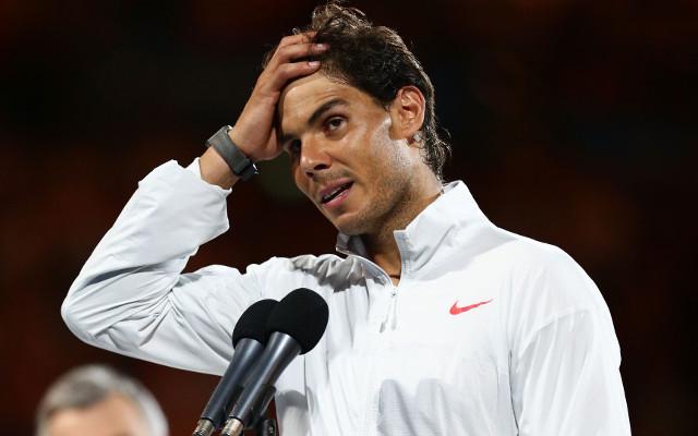 (Video) Watch Rafael Nadal's post match speech from the Australian Open Tennis final