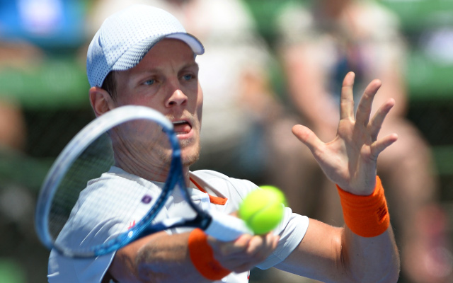 Australian Open tennis: Tomas Berdych reaches Kooyong Classic final