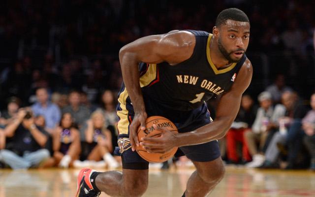 NBA trade rumors: New Orleans Pelicans shopping Tyreke Evans, Eric Gordon