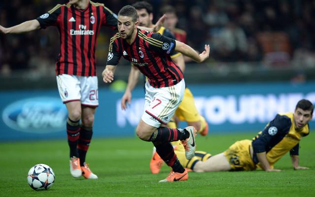 (Vine) Former Tottenham star Adel Taarabt holds off four defenders with stunning skill