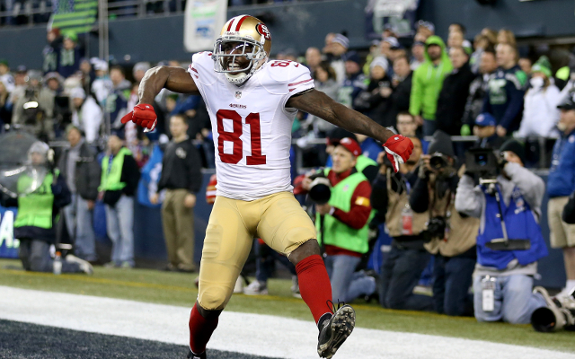 NFL free agency rumors: Anquan Boldin close to new San Francisco 49ers deal