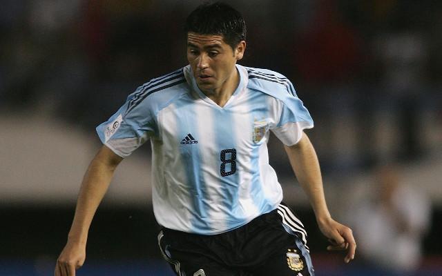 Argentina Juan Roman Riquelme