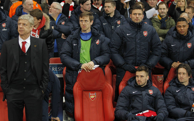 Arsenal boss says 'strong' Olivier Giroud will play against Sunderland after affair scandal
