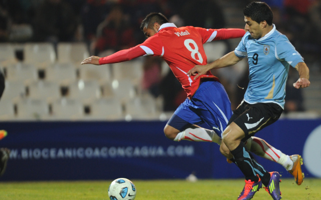Chile star set to miss opening World Cup match