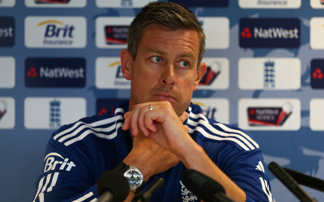 Ashley Giles tipped to take over from Andy Flower as England cricket coach