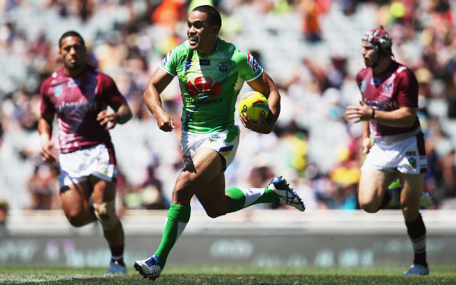 (Video) 2014 NRL Auckland Nines: Canberra Raiders v Manly Sea Eagles – full highlights