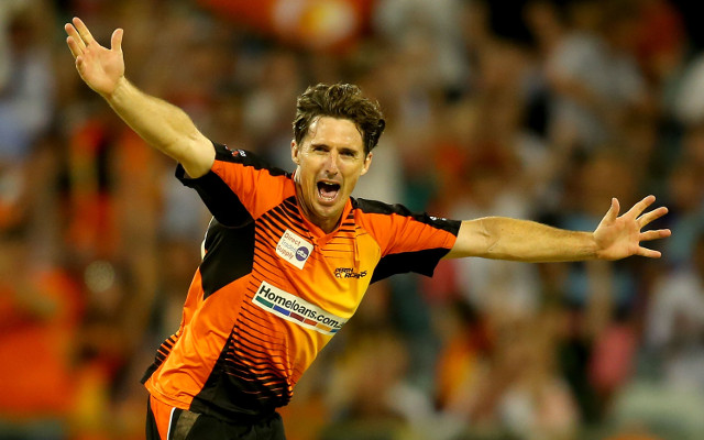 Perth Scorchers beat Hobart Hurricanes by 39 runs to win Big Bash league title