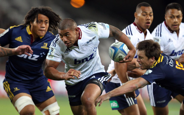 Super 15 scores: Otago Highlanders beat Auckland Blues 29-21