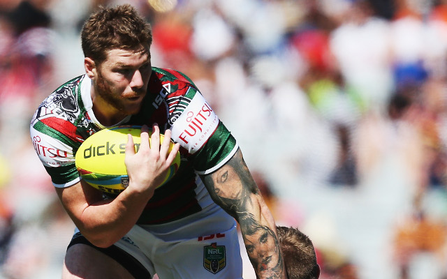 South Sydney Rabbitohs set to sign Chris McQueen until 2016