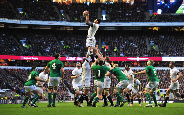 (Video) Six Nations Rugby Championship: England v Ireland – highlights/report