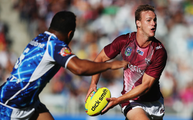 (Video) 2014 NRL Auckland Nines: New Zealand Warriors v Manly Sea Eagles – full highlights