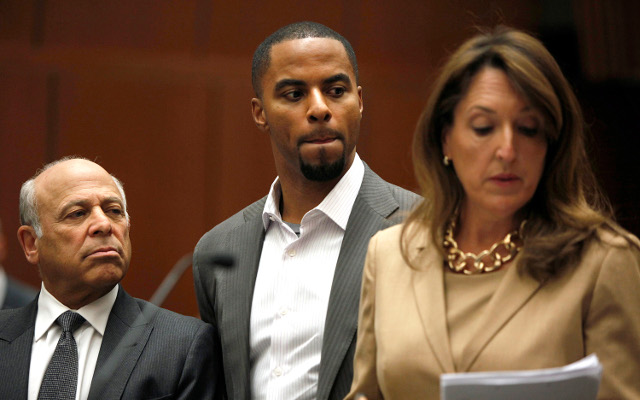 Darren Sharper pleads guilty to rape charges in New Orleans, will serve twenty years in jail