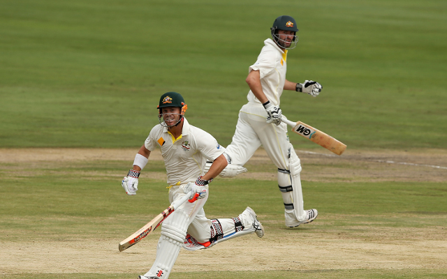 Australia lead by 338 runs against South Africa at tea on day three