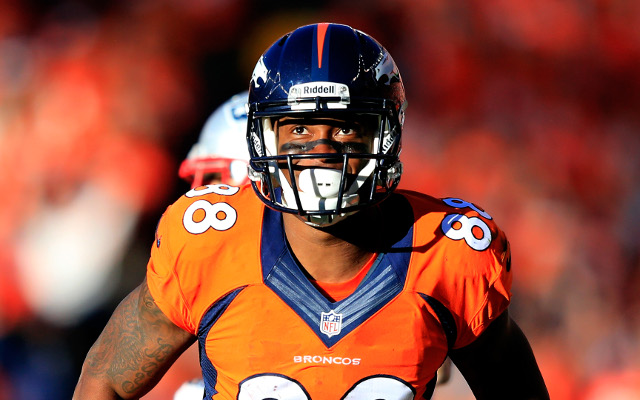 Broncos working out deals for Demaryius and Julius Thomas