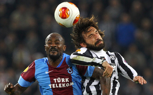 Trabzonspor v Juventus: Europa League match preview and live streaming