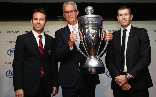 Football Australia launch their own version of the FA Cup
