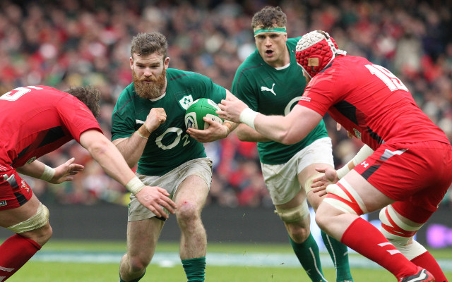 (Video) Ireland v Wales: Six Nations Championship – full highlights