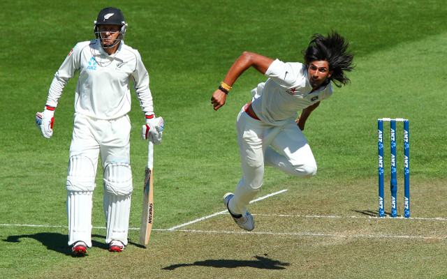India v New Zealand: 2nd Test match day one report, scorecard, video highlights