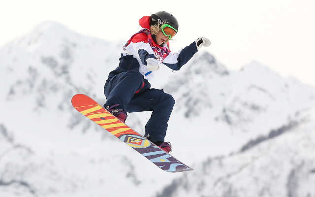 (Video) Jenny Jones wins bronze medal for Team GB at Sochi Olympics