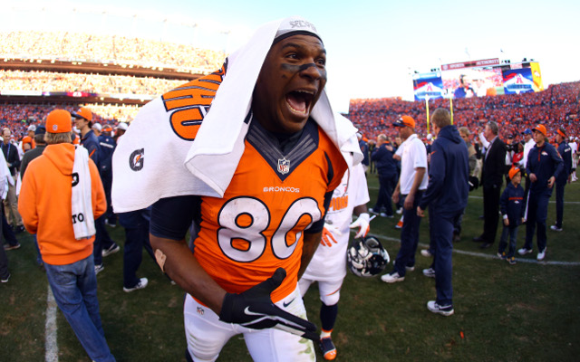 INJURY: Denver Broncos TE Julius Thomas out with ankle injury