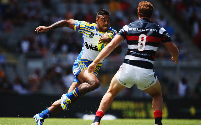 (Video) 2014 NRL Auckland Nines: Parramatta Eels v Sydney Roosters – full highlights